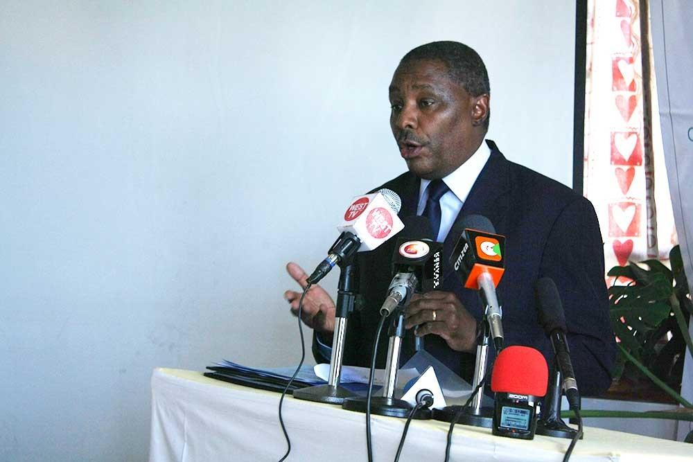 Ambassador Zachary Muburi-Muita