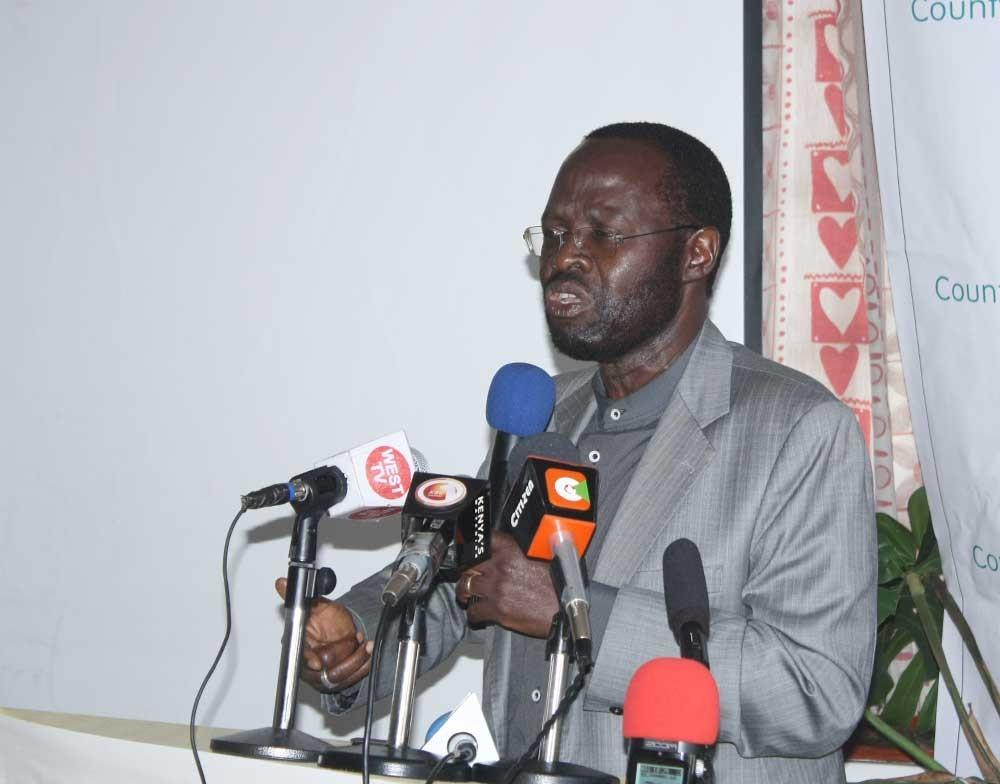 Sen. Prof. Anyang Nyong'o, Senator, Kisumu County
