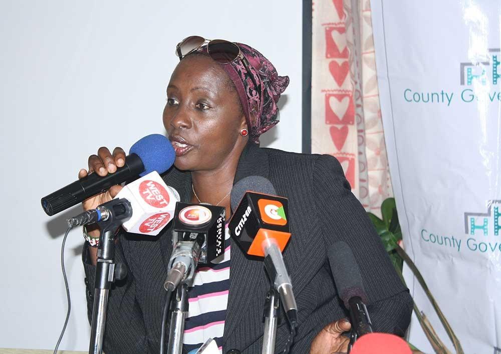 Sen. Beatrice Elachi, Nominated Senator