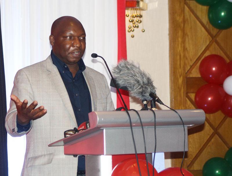 George Kegoro - Executive Director, KHRC
