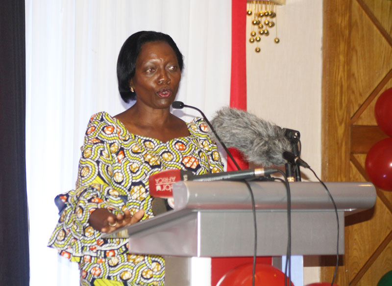 Martha Karua- Party Leader, NARK Kenya.